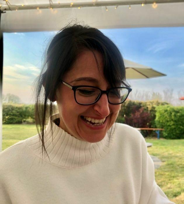 Photo portrait of Annie Hashtari