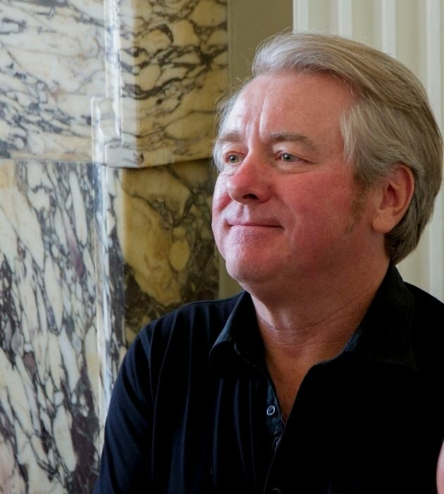 Photo portrait of Ian Ashpitel