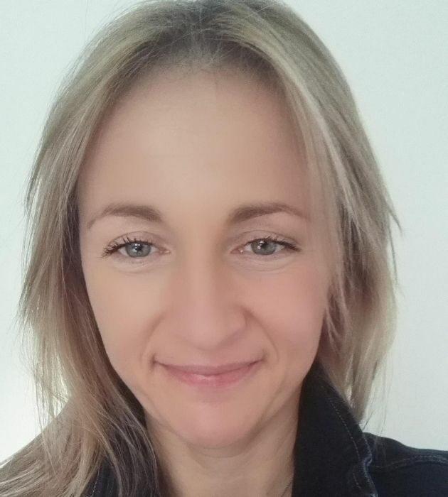 Photo portrait of Kasia Jeziorska