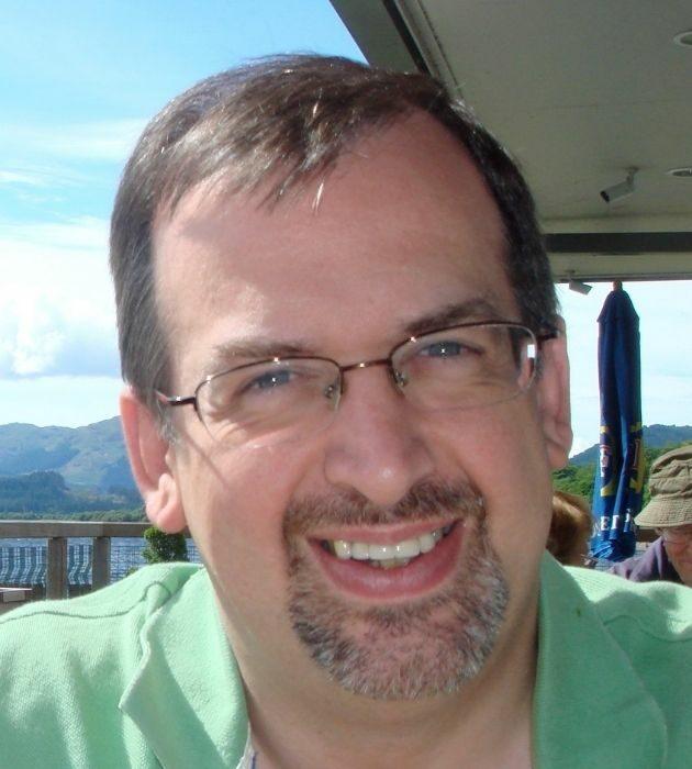Photo portrait of Stephen Harris
